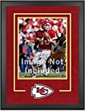 Kansas City Chiefs Deluxe 16x20 Vertical Photograph Frame