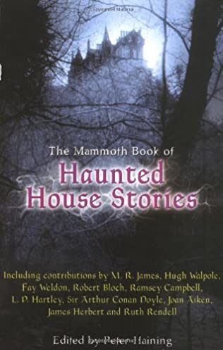 book cover of The Mammoth Book of Haunted House Stories