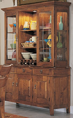 Klaussner Urban Craftsmen Dining Buffet, Brown