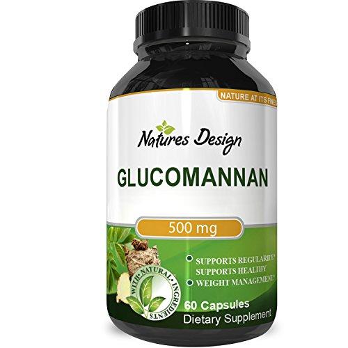 Glucomannan Appetite Suppressant Natural Constipation