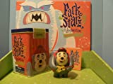 NEW Disney Vinylmation Park Starz Series 1 Big AL Tin Country Bears Jamboree LOOK