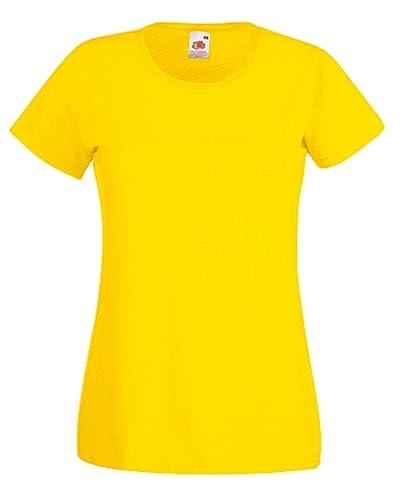 Fruit of the Loom Camiseta - para Mujer