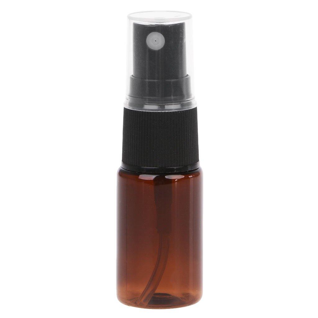 lunji 10 ml Beauty vaporizador plá stico atomizador, vací os, pulverizador de perfume, pequeñ o vacíos pequeño