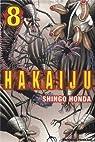 Hakaiju, tome 8 par Honda