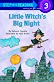 Little Witch's Big Night, Deborah Hautzig, 0394965876