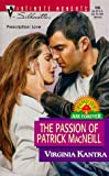 The Passion of Patrick MacNeill, Virginia Kantra, 0373079060