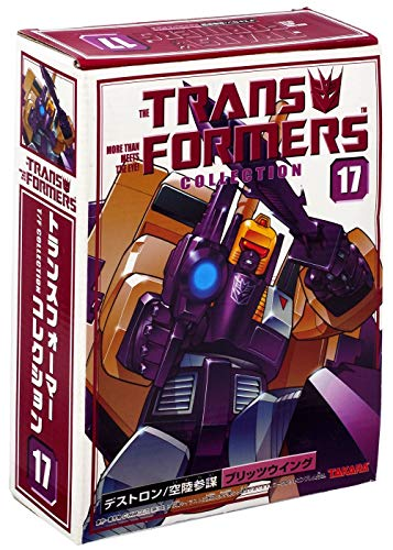 Transformers Collection 17 BLITZWING Reissue Takara Action Figure