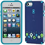 Speck Products CandyShell Holiday Glossy Case for iPhone SE, 5 & 5S - BeBaubled