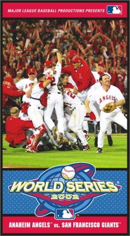 2002 World Series Video - Anaheim Angels vs.