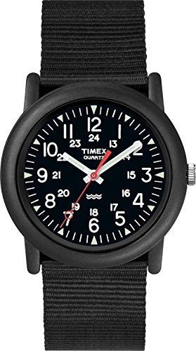 Timex Expedition Camper Classic Analog - Black