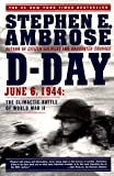 Book cover for D Day: June 6, 1944: The Climactic Battle of World War II