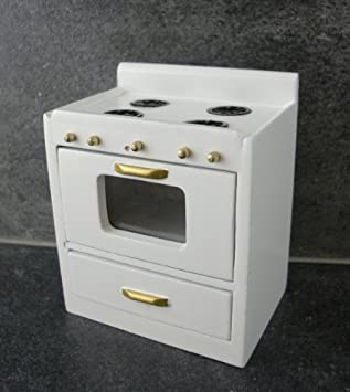 Amazon.es: Muebles De Cocina Miniatura Casa De Muñecas ...