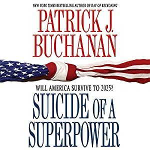 Suicide of a Superpower Audiobook