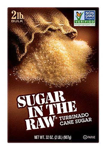 Sugar In The Raw/Unrefined, 32 Ounce Box