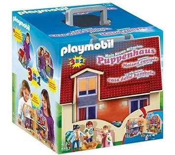 playmobil 5167 maison transportable 5335 salle manger