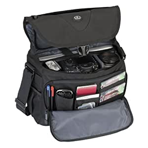 Tamrac 5784014 Evolution 4 Messenger Bag (Black)