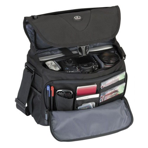 Tamrac Foam (Tamrac 5784014 Evolution 4 Messenger Bag (Black))