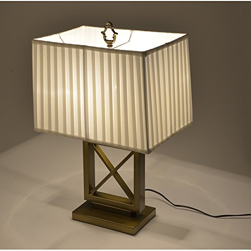 YFF@ILU kreative Tischleuchte einfache und elegante Wohnzimmer Schlafzimmer Nachttisch Lampe