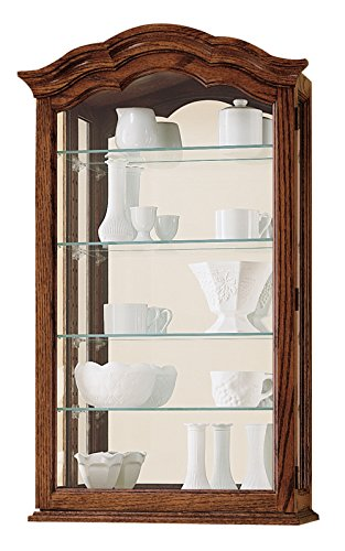 Howard Miller 685-102 Vancouver II Curio Cabinet by