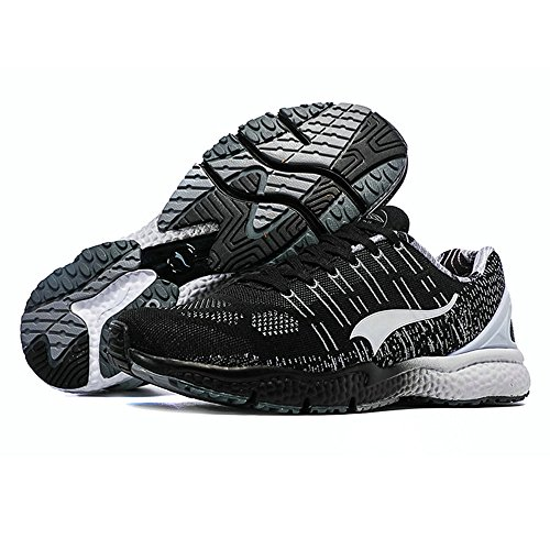Outdoor And Casual Blackwhite Walking Men's Onemix Running Shoes Shoe Women's Trail Sneakers Knit Sports UwqB4vq6