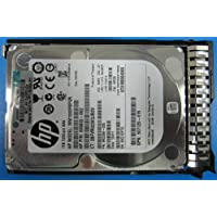 HP 653954-001 1TB hot-plug dual-port SAS hard disk drive - 7,200 RPM, 6Gb/sec transfer rate, 2.5-inch small form factor (SFF), Midline, SmartDrive Carrier (SC) - Not for use in MSA products