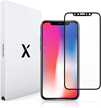 2-Pk. Xcentz Tempered Screen Protector Matte for iPhone X