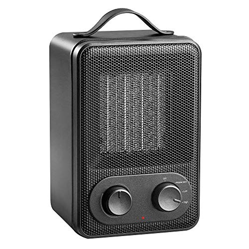 HOMYSNUG Ceramic Space Heater 1500W Portable fo...