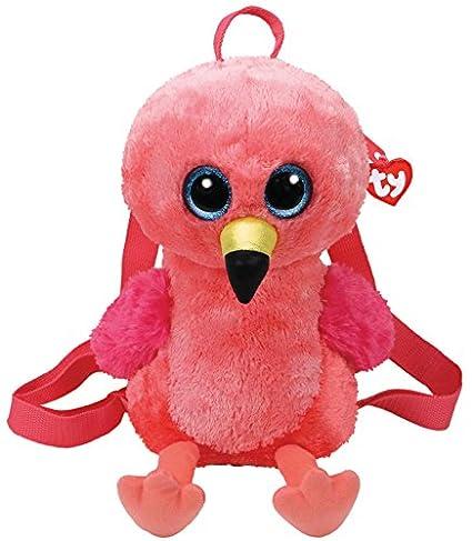 Amazon.com  Ty Gear Backpack Gilda - Flamingo  Toys   Games 3407fbfbf48