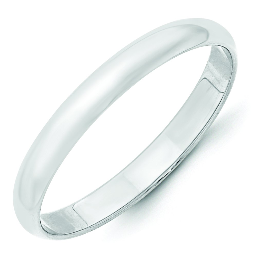 2.5mm .925 Sterling Silver Thin Wedding Band Ring Men's Women's Also Thumb Ring (8)