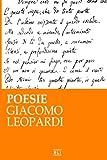 Image of Poesie. G. Leopardi (Italian Edition)