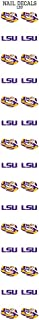 Worthy Promotional Louisiana State LSU Autocollants Autocollants