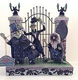 Disney Haunted Mansion Hitchhiking Ghosts Figurine - Jim Shore