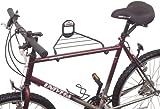 gearup 1-Bike Horizontal Wall Mount, Black