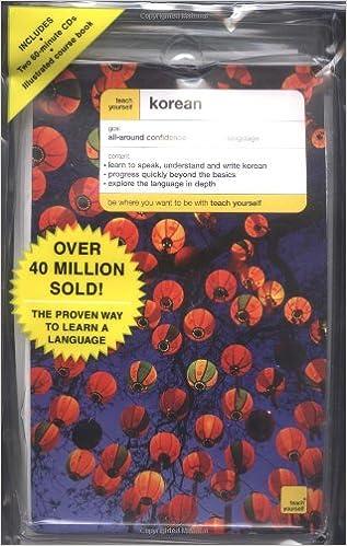 Amazon com: Teach Yourself Korean Complete Course Package