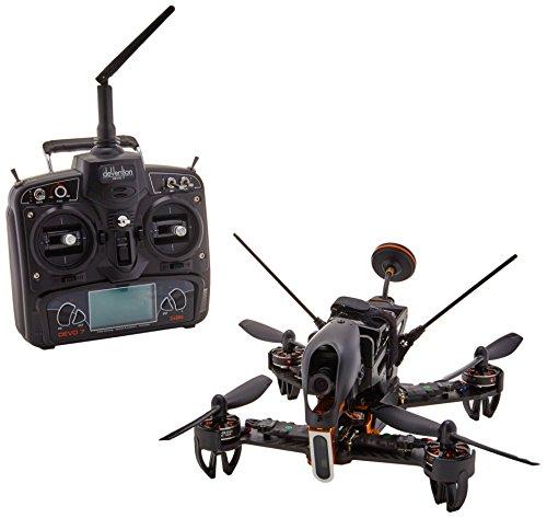 WAM35 Walkera F210 Dron de Carreras, 12Mp, HD 1080p, Color Negro