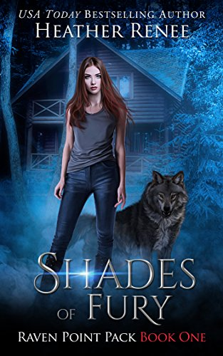 Image result for Shades of Fury (Raven Point Pack Trilogy Book 1)