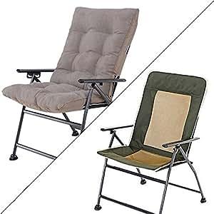 Amazon.com: GWDJ - Silla plegable casual y sencilla para el ...