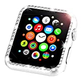 Leotop for Apple Watch Case 42mm, iWatch Metal Bumper...