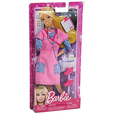 Mattel Barbie I Can Be Fashion Assorted Outfits: Toys & Games
