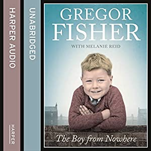 The Boy from Nowhere Audiobook