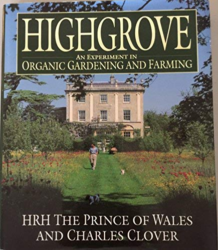 Guinness Clover - Highgrove: An Experiment in Organic Gardening and Farming