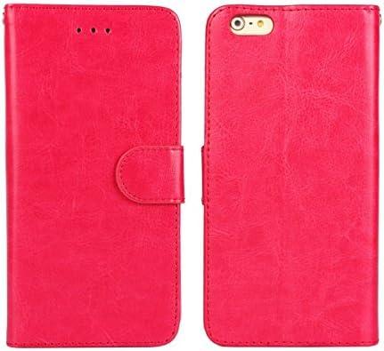 Amazon.com: iPhone 6/6S caso icovercase Crazy Horse Patrón ...