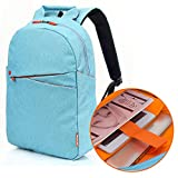 KINGSLONG Casual Bag 15.6 Inch Ultra-light Student Laptop Backpack for College High School or as Casual Day pack Travel Bag for Women & Men