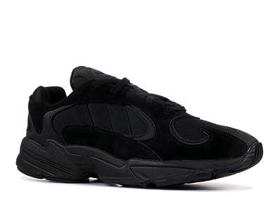 detailed look baf7c 192c4 adidas Yung-1 Mens in Black, 8