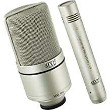 MXL 990/991 Recording Condenser Microphone Package