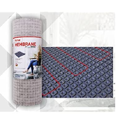 "Image of Home and Kitchen Nuheat Membrane - Large Roll (161sqft) – 39"" x 49.5ft"