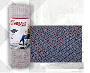 "30%OFF Nuheat Membrane - Small Roll (54sqft) – 39"" x 16.5ft"