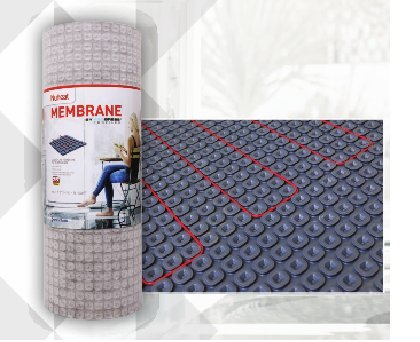 Nuheat Membrane - Small Roll (54sqft) - 39