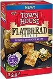 Town House Kellogg's Flatbread Crisps, Spinach/Artichoke/Feta, 9.5 Ounce