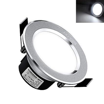 Verlight No estroboscópica LED Interior Lámpara empotrada en ...